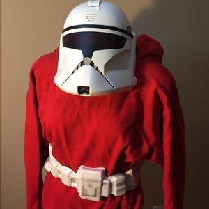 Star Wars Storm Trooper Talking Helmet Halloween